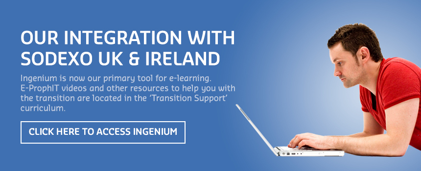 Our Integration with Sodexo UK & Ireland